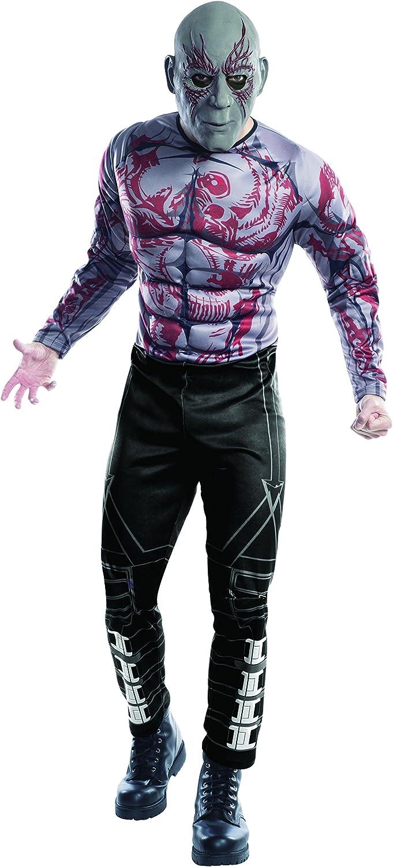 Rubie's Men's Guardians of discount the Drax Costume Popular popular Galaxy