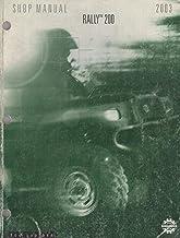2003 BOMBARDIER ATV RALLY 200 SHOP/SERVICE MANUAL 704 100 019 (152)