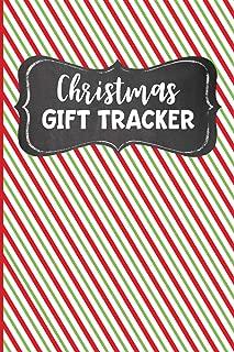 Christmas Gift Tracker: Holiday Shopping List Organizer for Managing Your Christmas Season Gift List (Vol 7)