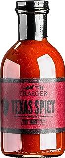 Traeger Grills SAU029 Texas Spicy BBQ Sauce