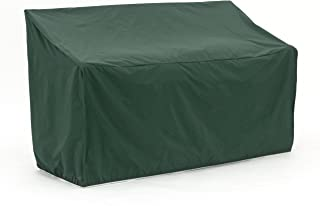 Covermates – Outdoor Patio Glider Cover – 66W x 34D x 38H – Classic Collection – 2 YR Warranty – Year Around Protection - Green