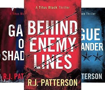 Titus Black Thriller series