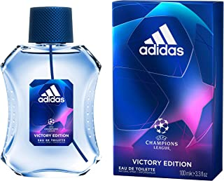 Adidas Uefa Champions League Victory Edition - Eau De Toilette For Men, 100 ml