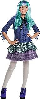 Monster High Twyla Costume, Medium