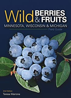 Wild Berries & Fruits Field Guide of Minnesota, Wisconsin & Michigan (Wild Berries & Fruits Identification Guides)