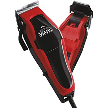 Wahl Clipper Clip 'n Trim 2 In 1 Hair Cutting Clipper/Trimmer Kit with Self Sharpening Blades 79900-1501
