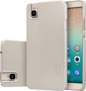 HUAWEI Shot X/Honor 7i Nillkin Super Frosted Shield Back Case [Gold Color] BY ONLINEPHONE