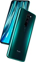"Xiaomi Redmi Note 8 Pro 64GB, 6GB RAM 6.53"" LTE GSM 64MP Factory Unlocked Smartphone - Global Model (Forest Green)"