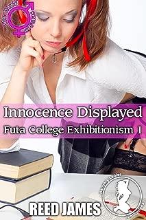 Innocence Displayed (Futa College Exhibitionism 1)