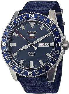 Seiko Sport 5 Nylon Band Automatic Men's Watch SRP665J