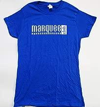 Marquee Woman Trad Logo Blue
