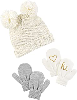 614f218a654 Simple Joys by Carter s Baby and Toddler Girls  Hat and ...