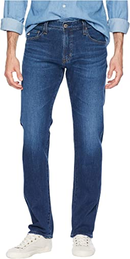 Tellis Modern Slim Leg Denim Pants in Revelry