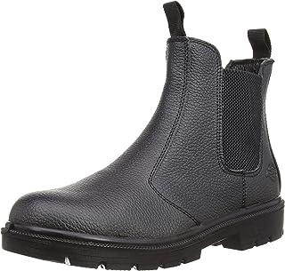 Dickies Dealer, Chaussures de sécurité Homme - Noir (black), 41 EU