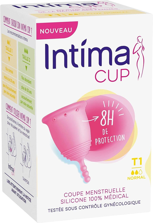 Intima Cup, coupe menstruelle taille 1 – Flux Régulier: Amazon ...