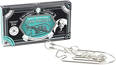 Einstein's Fish Puzzle