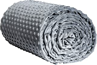 Isilila Removable Duvet Cover for Weighted Blanket 60