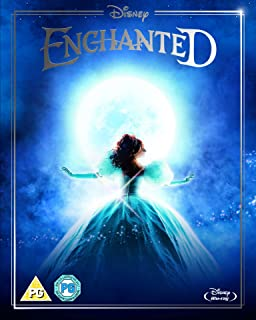 Disney's Enchanted - Bluray (With Arabic Subtitle)