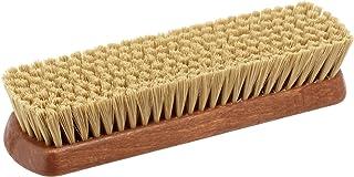 [M.モゥブレィ] シューケア 靴磨き ツヤ出し 仕上げ用化繊毛ブラシ プロ・ブラシ(化繊)