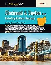Cincinnati & Dayton OH, Street Atlas