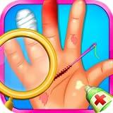 Médecin de la main - Jeu pour les enfants : Devenir le meilleur chirurgien de la main !