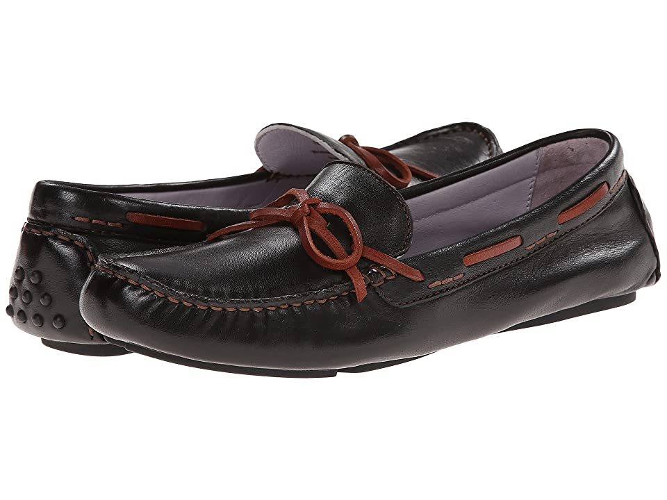 Johnston & Murphy Maggie Camp Moc (Black Glove Leather) Women