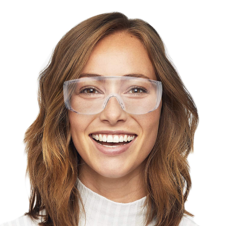 V by Vye Safety Glasses 1 Max 51% OFF C Anti-Fog Pack Protective Eyewear Over item handling ☆