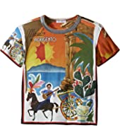 Dolce & Gabbana Kids - Agrigento T-Shirt (Toddler/Little Kids)