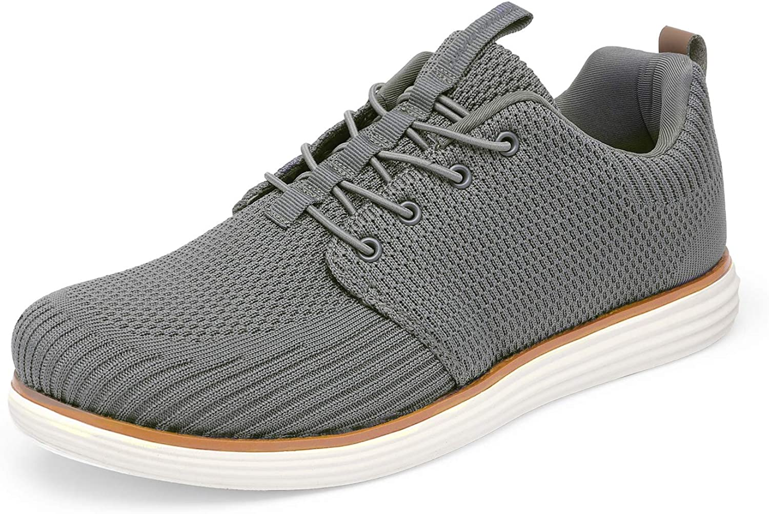 Bruno Marc Men's Louisville-Jefferson County Mall Mesh Sneakers Oxfords Gifts Shoes On Lightweight Slip