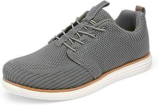 Men's Mesh Sneakers Slip On Lightweight Oxfords Shoes