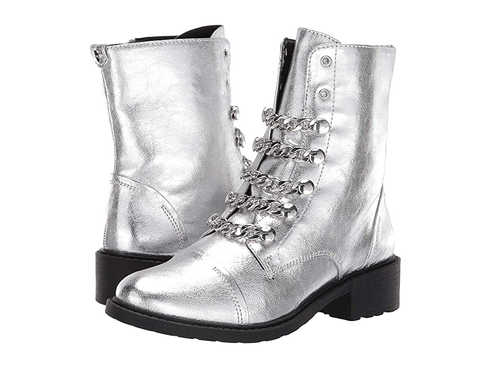 Circus by Sam Edelman Dacey (Soft Silver Metallic Crackle) Women