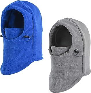 Kids Winter Balaclava Windproof Ski Mask Cold Weather Hat for Toddler Boy Girls