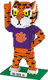 FOCO NCAA Clemson Tigers 3D BRXLZ 8