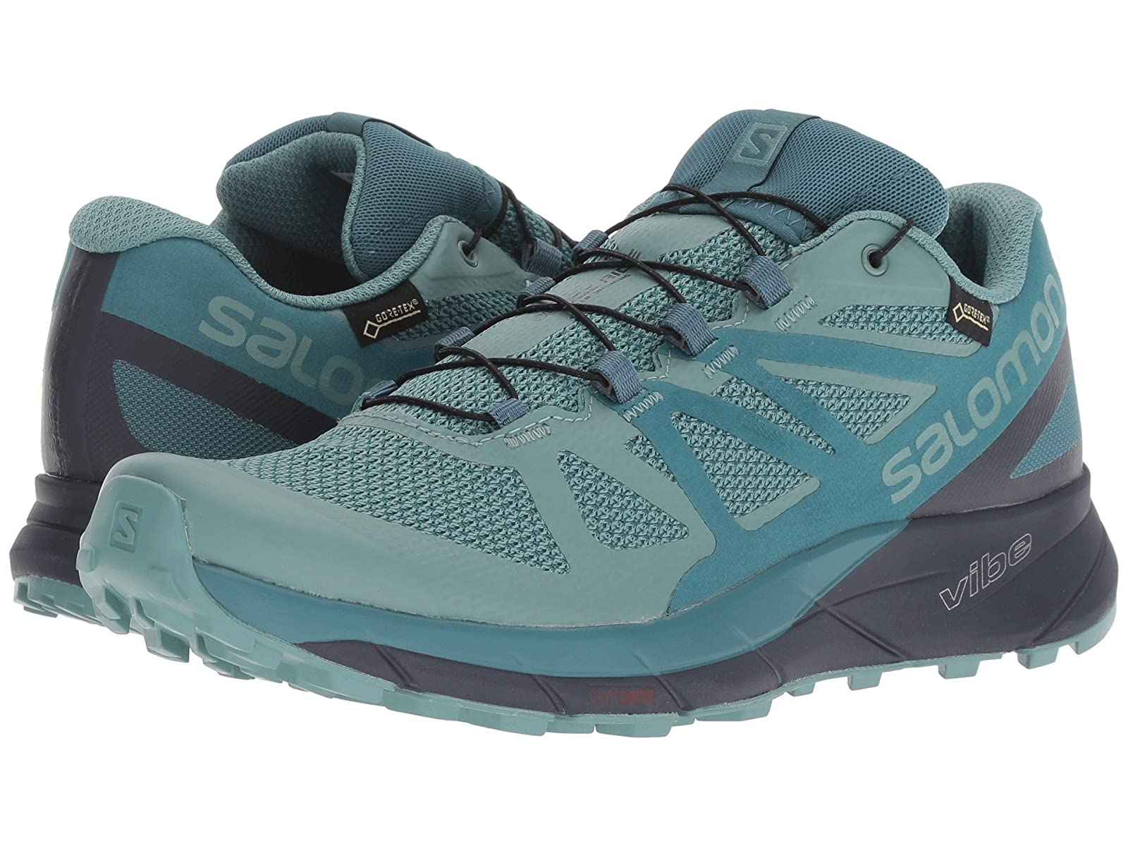 Salomon Sense Ride GTX® Invisible FitAtmospheric grades have affordable shoes