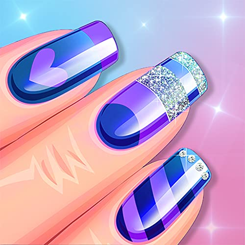 Nails And Makeup Done - Makeover Games for Girls