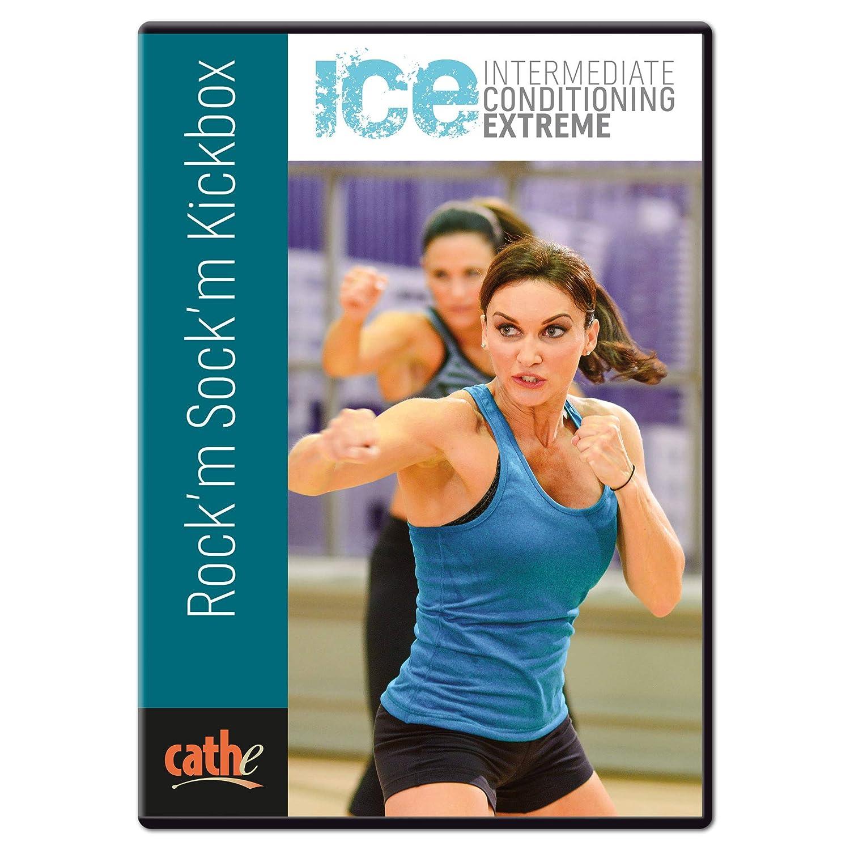Cathe Friedrich's ICE Sock'm Kickbox Year-end gift Rock'm Brand Cheap Sale Venue