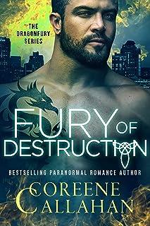 Fury of Destruction: Dragonfury, Book 7