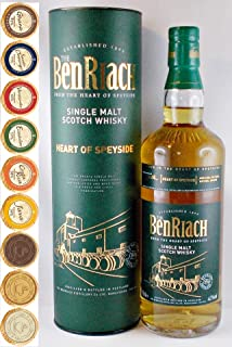 BenRiach Heart of Speyside Single Malt Whisky  9 Edel Schokoladen
