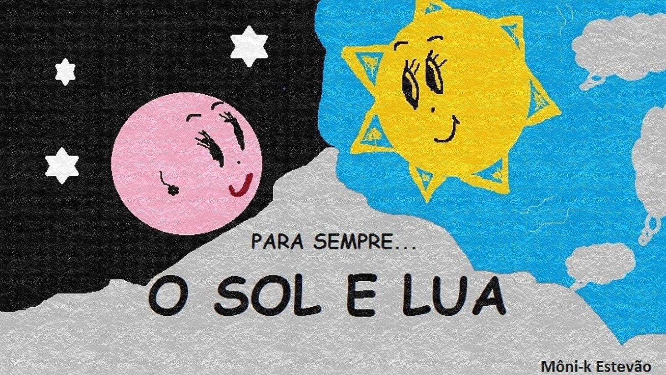 モットーもろい留め金Para Sempre...o Sol e a Lua (Portuguese Edition)