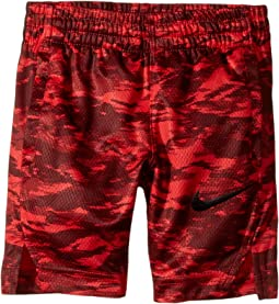 Dri-FIT Vent All Over Print Short (Little Kids)