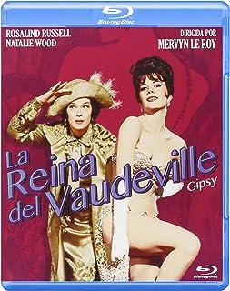 La reina del Vaudeville BD [Blu-ray]