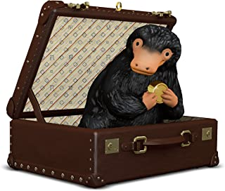 Hallmark Keepsake Christmas Ornament 2018 Year Dated, Fantastic Beasts and Where to Find Them Newt Scamander's Niffler