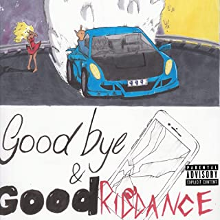 Juice WRLD Goodbye & Good Riddance Poster