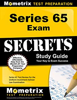 Series 65 Exam Secrets Study Guide: Series 65 Test Review for the Uniform Investment Adviser Law Examination