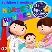 Bathtime & Bedtime Songs for Children with LittleBabyBum