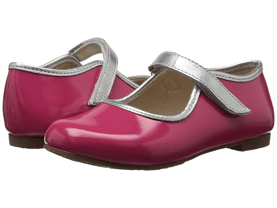 Elephantito Coco MJ (Toddler/Little Kid) (Fuchsia) Girls Shoes