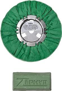 green polishing bar