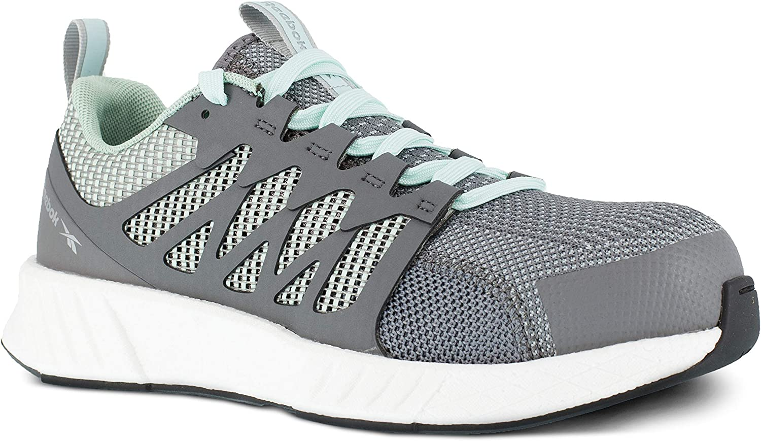 Reebok 67% OFF of fixed price Men's Fusion Flexweave Safety Toe Bombing new work Work Athletic Shoe