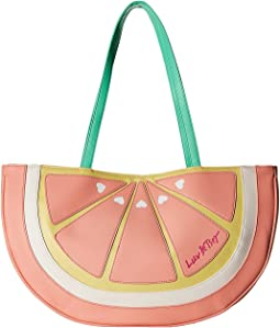 Nels PVC Kitch Fruit Tote