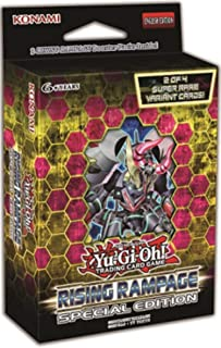 Yu-Gi-Oh! Cards: Rising Rampage Special Edition Deck   Genuine Cards